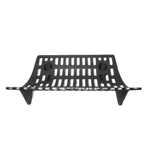 Woodeze Home Decorative Outdoor Fire Place Accessorie 27'' Cast Iron Grate 5VE-16-041 by Woodeze