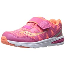 Saucony Girl's Baby Ride Pro Running Shoes