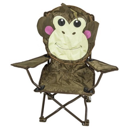 "River Cottage Gardens All Patio Chairs & Stools 20"" x 20"" x 18"" Kid's Monkey Chair"