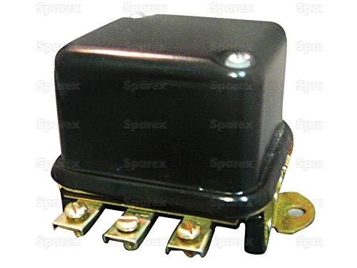Massey Ferguson Backhoe - Voltage Regulator for 12 Volt MF Massey-Ferguson/Massey-Harris/Ferguson Tractors & Loader/Backhoes 182548M92