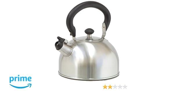 IBILI 610415 - Cafetera Silbante INOX 1,50 Lt.: Amazon.es: Hogar