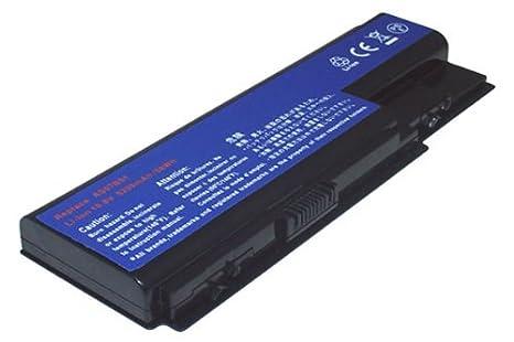 Producto nuevo potente Batería para ordenador portátil ACER Aspire 5230 5235 5310 5315 5520 5520 G 5710 5715Z 5720 serie en caja número de modelo 5520: ...