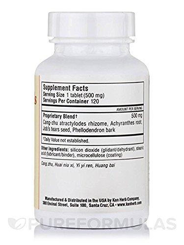 Kan Herbs - Essentials- Four Marvels 120 tabs