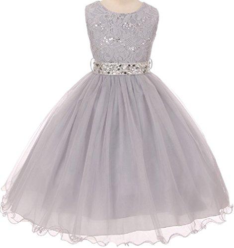 Buy junior bridesmaid bubble dresses - 1