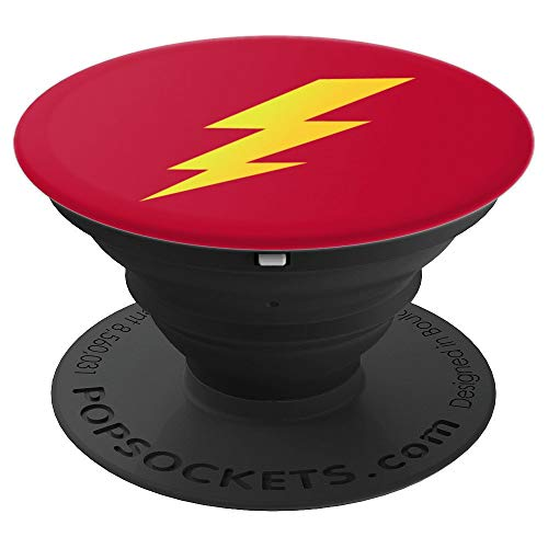 Lightning Bolt Power of Zeus Greek Gods Men Kids - PopSockets Grip and Stand for Phones and Tablets