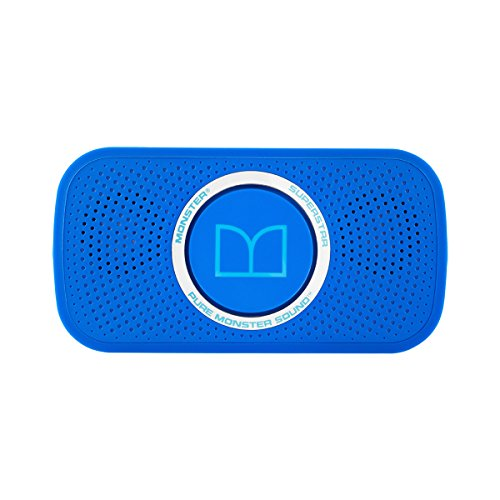 Monster Power Superstar High Definition Bluetooth Speaker