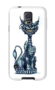 Awesome Design Weird Hard Case Cover For Galaxy S5