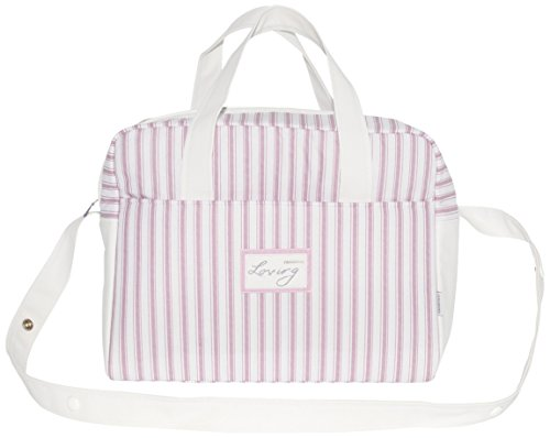 Cambrass Loving - Bolso maternal, color rosa