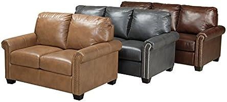 Enjoyable Ashley Furniture Signature Design Lottie Sleeper Sofa Love Seat Twin Size Chocolate Dailytribune Chair Design For Home Dailytribuneorg