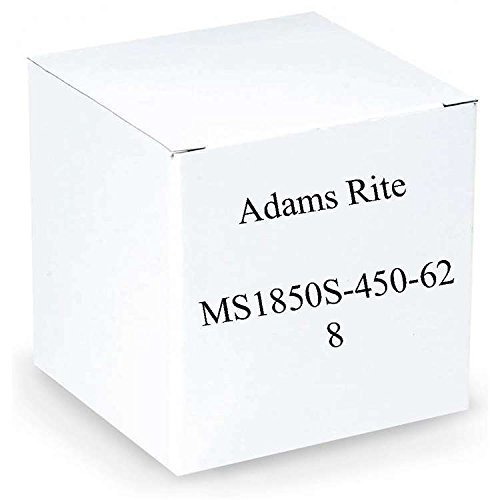 Adams Rite MS1850S-450 Deadbolt For Aluminum Stile Doors (1-1/2'' Backset) by Adams Rite ASSA ABLOY