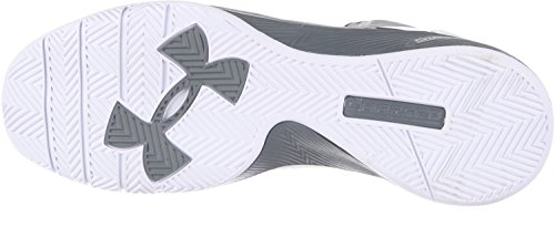 Under Armour Mens Ua Clutchfit Drive Ii Graphite / White