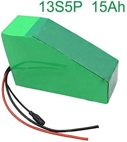 145 70mm Aceptar personalizaci/ón 48V 15Ah 13S5P Li-ion Bater/ía Bicicleta el/éctrica E-Bike Ebike 235 70 200 45