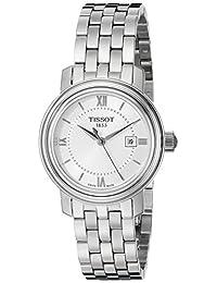 Tissot Women's T0970101103800 Bridgeport Silver Watch
