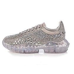 Sneaker With Rhinestones