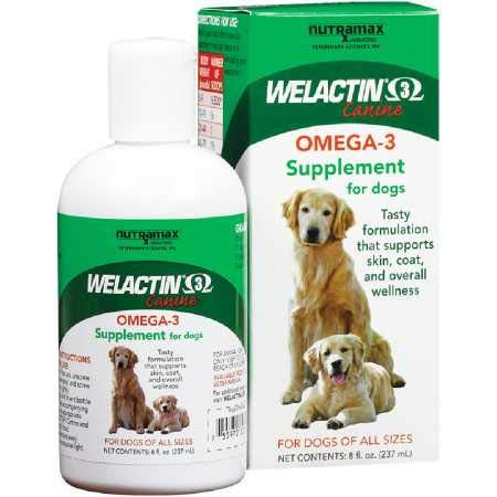 Welactin Natural Salmon Oil Supplement for Dogs