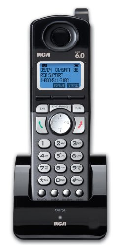 Ge Dect 6.0 Cordless Wall Phone - 1