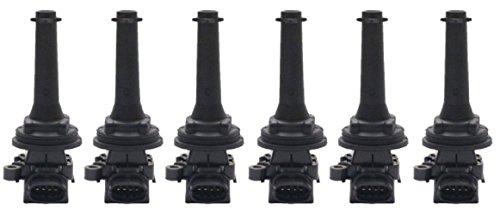 new-lifetime-warranty-set-of-6-ignition-coils-for-volvo-l5-23l-24l-25l-28l-29l-compatible-with-c1258