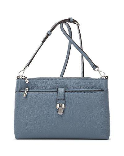 MICHAEL Michael Kors Studio Mercer Large Snap-Pocket Cross-Body Bag, (Michael Kors Push Lock)