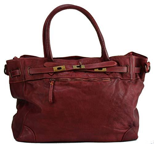 Cuero vintage XL 0221 de Estilo Mujer BZNA B2075 qpaXtt
