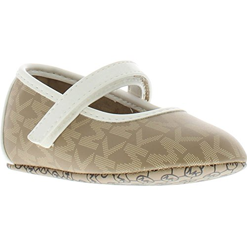 Michael Kors Girl's Baby Ari Shoes Camel - Michael Kids Kors