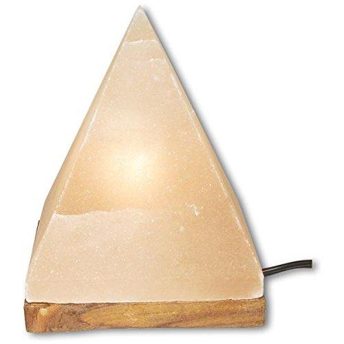 Himalayan Salt Solution Pyramid Lamp