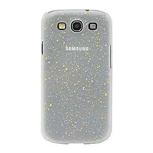 GOG-Tiny Dots Semitransparent Case for Samsung Galaxy S3 I9300