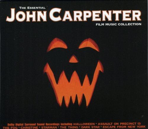 The Essential John Carpenter Film Music Collection: Halloween (2002-08-02)]()