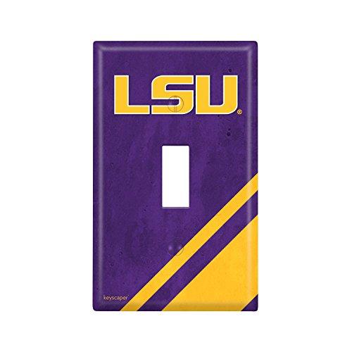 Cover State University Louisiana (Louisiana State University Single Toggle Light Switch Cover NCAA)