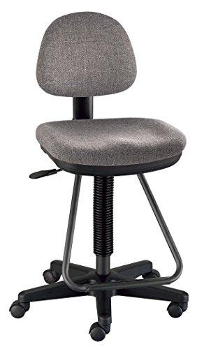 Alvin DC999-60 Viceroy Artist/Drafting Medium Gray Chair