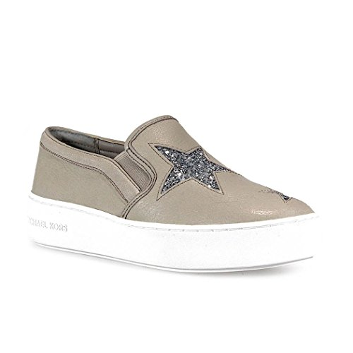 SNEAKER PIA SLIP ON CEMENT MICHAEL KORS