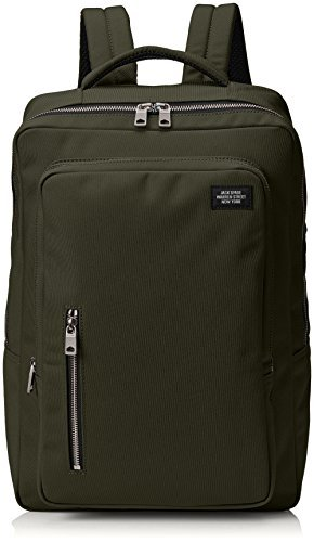 640003dd2de2 Jack Spade Men's Commuter Nylon Cargo Backpack, Green, One Size ...
