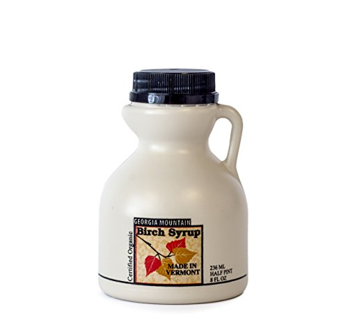 Vermont Organic Birch Syrup (Syrup Shagbark)