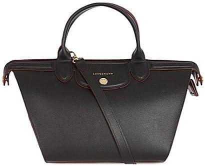 Longchamp Small Top Handle Bag w/Strap - Le Pliage Heritage ...
