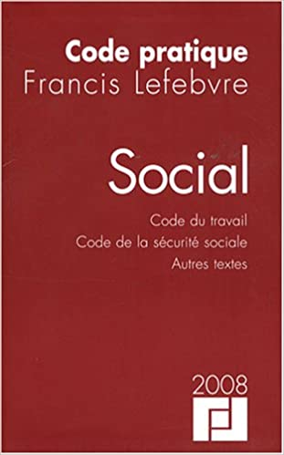 Lire un Social : Code du travail, Code de la sécurité sociale, autres textes epub, pdf