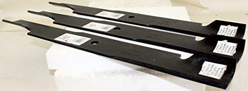 3 Pack Oregon 91-482 Mower Blade Fits Everide 181026
