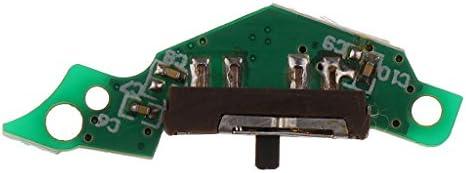KESOTO PSP2000の電源オン/オフボタンスイッチボード修理交換部品