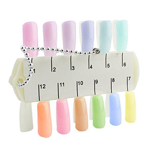 nail polish sampler - 6
