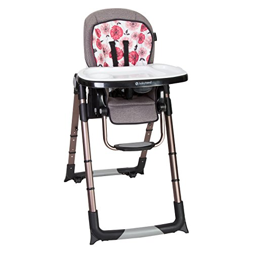 Baby Trend Go Lite 5 in 1 Feeding Center, Rose Gold from Baby Trend