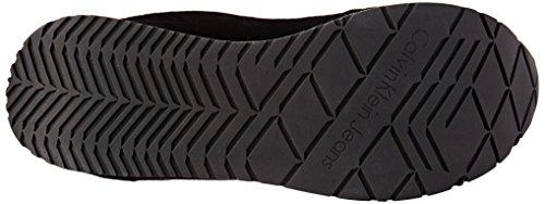 Cate Fløjl Sneaker Multi-farvede (sort / Guld) Calvin Klein Damer jmCFyoj