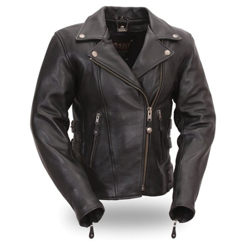 First Leather Motorcycle Jacket - 8