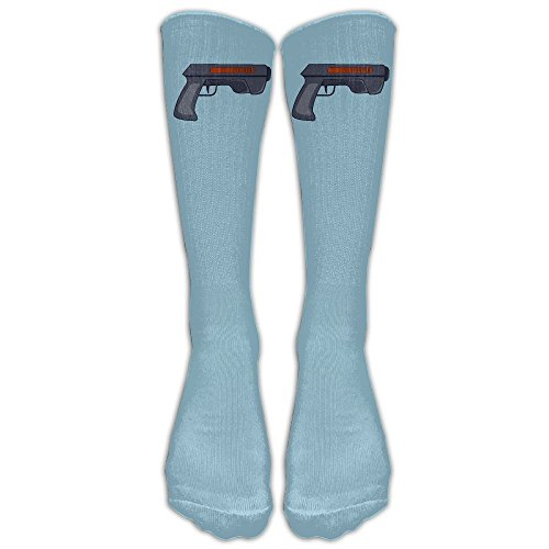 Gun Army Classic (SARA NELL Classic Crew Socks Military Gun Personalized Athletic Socks Middle Stockings For Women Lady Girls)