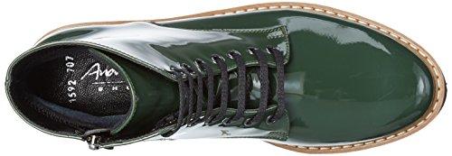 Casa Andrea por Mujer Zapatillas Verde Estar 1592707 para De Conti rHwYqr