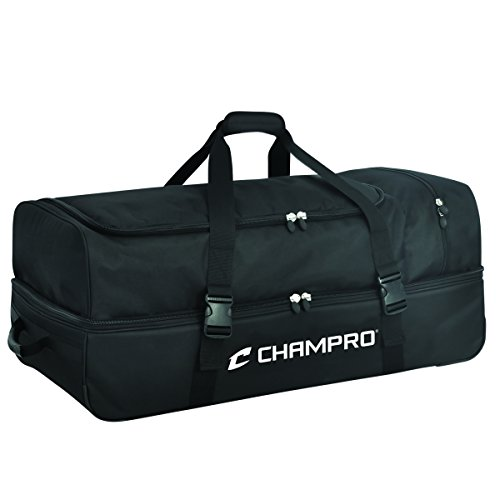 (CHAMPRO Sports Catcher/Umpire Equipment Bag - 36