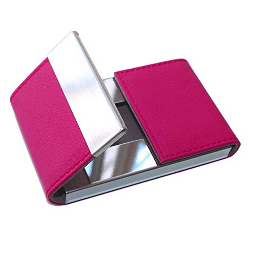 - Professional Business Card Holder Business Card Case Stainless Steel Card Holder, Keep Business Cards in Immaculate