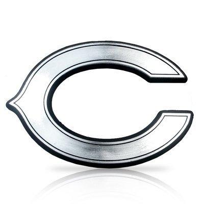 Bears Chicago Accessories (NFL Chicago Bears Chrome Automobile Emblem)