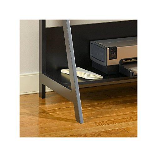 Alamosa ladder desk in classic black buy online in uae for Classic furniture uae