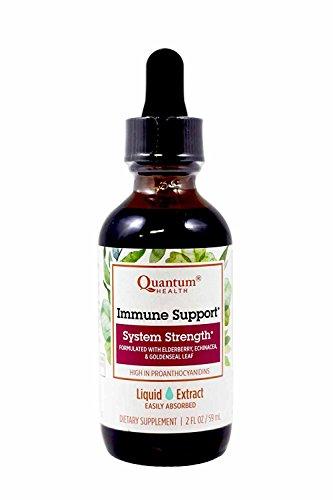 Quantum Health Immune Support Liquid Extract 2 fl oz.