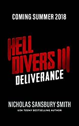 Hell Divers III: Deliverance (The Hell Divers Trilogy Book 3)