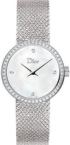 Christian Dior La D De Dior Satine Women's Watch CD047111M001