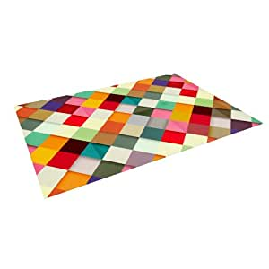 Kess InHouse Danny Ivan Pass This On Outdoor Floor Mat/Rug, 4 by 5-Feet